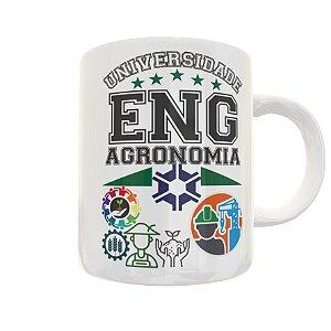 Caneca Universidade Agronomia