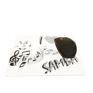 Mouse Pad I Love Samba
