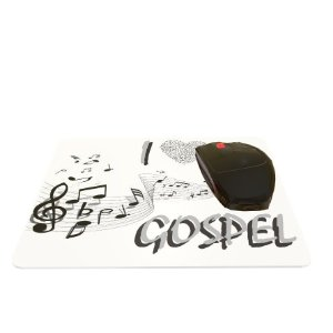 Mouse Pad I Love Gospel