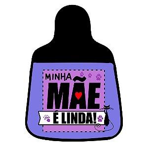 Lixeira Para Carro Minha Mãe É Linda