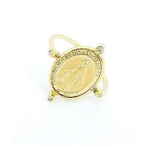 Anel Medalha Milagrosa G