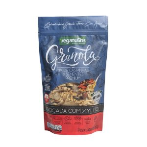 Granola Low Carb Premium - 210g