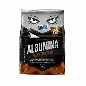 Albumina Desidratada Sabor Chocolate 500g - Proteína Pura