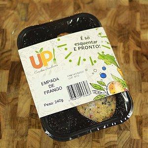 Comida Congelada Caseira - Empadinha de Frango 320g