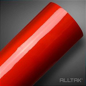 VINIL ALLTAK ULTRA BLOOD RED 1,38MT X 1,00MT
