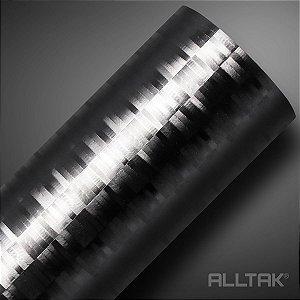VINIL ALLTAK PIXEL BLACK 1,38MT X 1,00MT