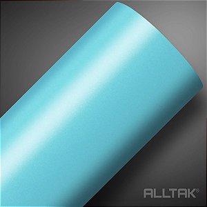 VINIL ALLTAK JATEADO ICE BLUE 1,38MT X 1,00MT