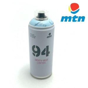 TINTA SPRAY MONTANA 94 400ml AZUL THALASSA