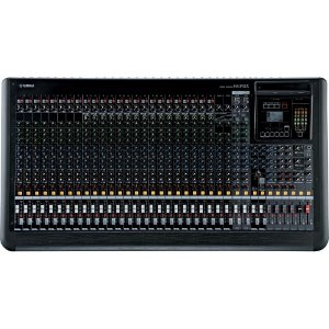 Mesa de Som Analógica MGP-32X Preta 32 Canais Yamaha