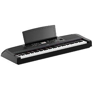 Piano Digital Dgx-670 Preto com Fonte Bivolt Yamaha