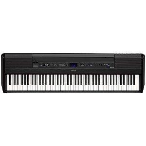 Piano Digital Portátil P-515B Preto Yamaha