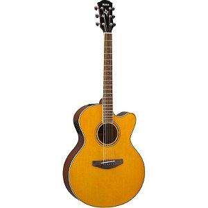 Violão Eletroacústico CPX-600 Yamaha