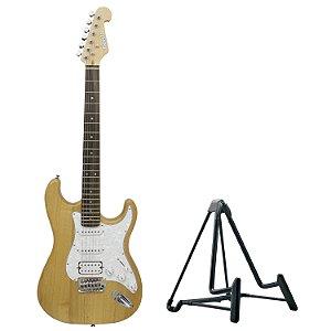 Kit Guitarra TEG-320 Thomaz + Suporte de Chão Konig & Meyer