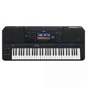 Teclado Arranjador PSR-SX700 com Fonte Bivolt Yamaha