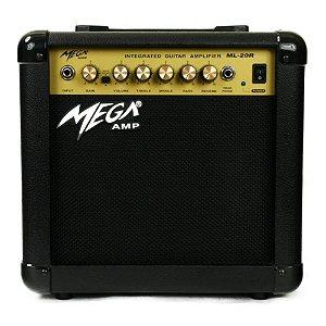 Amplificador Para Guitarra ML-20R Mega