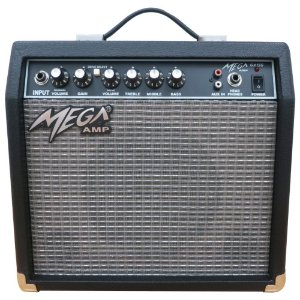 Amplificador Para Guitarra GX-15G Mega