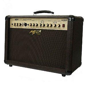 Amplificador Para Violão AC-60R Mega