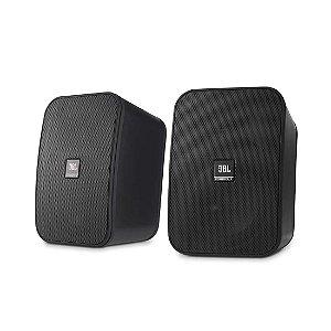 JBL Control X | Caixa de Som para Tempo Preta
