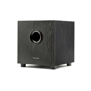 "Pioneer SW-8MK2 | Subwoofer ativo 8"" 100 watts 110V"