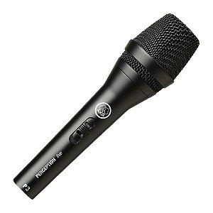 AKG P3S | Microfone Para Instrumento e Vocal Perception P-3S