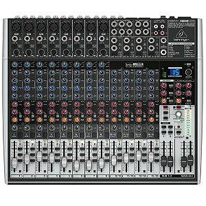 Behringer XENYX X2222USB | Mixer 22 Canais com Efeitos