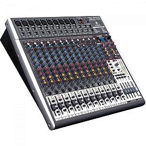 Behringer XENYX X2442USB | Mixer 24 Canais com Efeitos