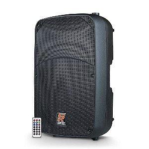 Staner SR212A | Caixa de Som Ativa 12 com Bluetooth e USB