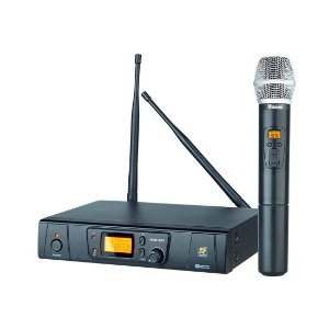 Staner SRW48S | Microfone sem Fio UHF de Mão