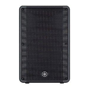 Yamaha Dbr15 | Caixa Ativa 15 Bi-amplificada Com Dsp