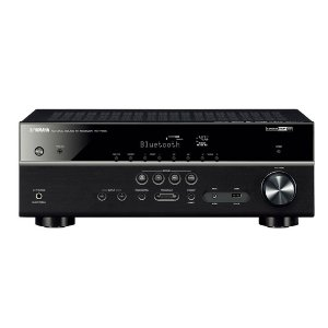 Yamaha RX-V485 | Receiver 5.1 com Bluetooth e Wifi