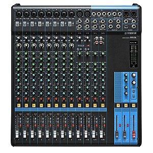 Yamaha Mg 16 | Mesa De Som 16 Canais