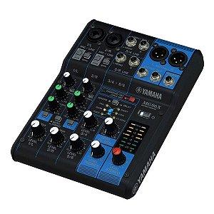 Yamaha Mg06x | Mesa De Som 6 Canais Com Efeitos