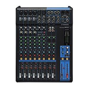 Yamaha Mg12 | Mesa De Som 12 Canais