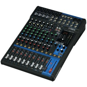 Yamaha Mg12xu | Mixer 12 Canais (usb E Efeitos)
