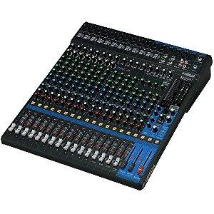 Yamaha Mg20xu | Mixer 20 Canais (usb E Efeitos)