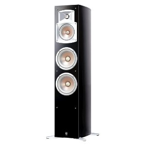 YAMAHA NS-555 BL | Caixa Torre de Home Theater