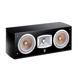 Yamaha Ns-c444 | Caixa De Som Central Para Home Theater