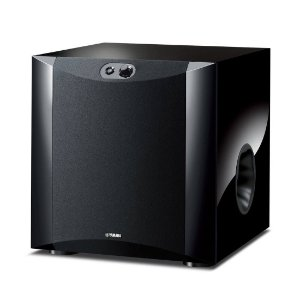 YAMAHA NS-SW300 | Subwoofer 300 Watts Black Piano