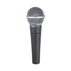 Shure SM58 LC | Microfone com Fio de Mão