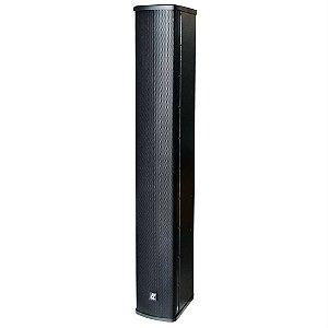 Staner SLR 508 DS | Caixa Ativa Coluna Vertical Preta