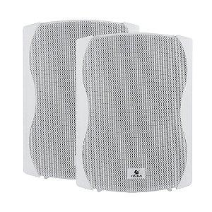Frahm KIT PS PLUS BT 6   Kit de Caixa de Som Bluetooth Branca