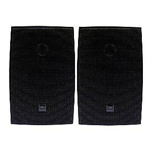 JBL C521 Preta | Caixa Acústica 5 Pol (Par)