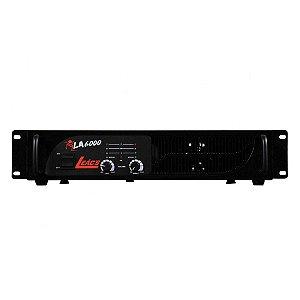 Leacs LA6000 | Amplificador de Potencia 1000W Rms