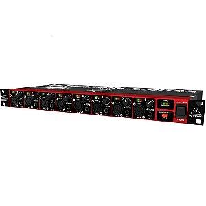 Behringer ADA8200 | Conversor de áudio de 8 Canais