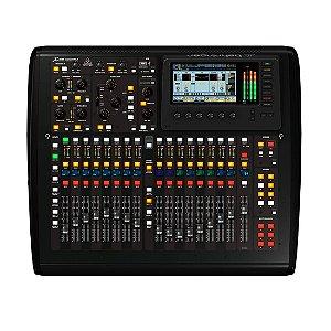 Behringer X32 Compact | Mesa Digital 16 Canais