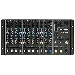 Ciclotron MXS 12 SA | Mesa de Som 12 Canais Estéreo