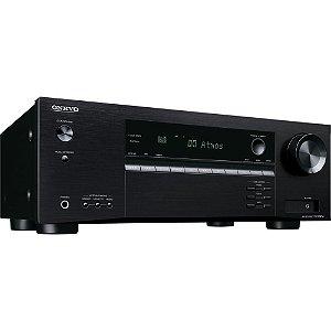 ONKYO TX-SR494 | Receiver 7.2 com Dolby Atmos e Zona B