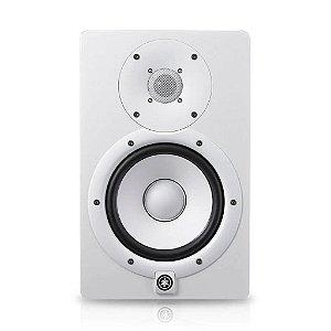 YAMAHA HS5W | Monitor de Referencia 5 Pol Bi-Amplificado Branco