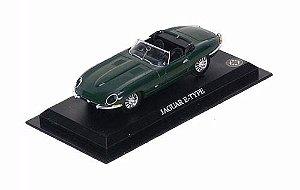 Jaguar E Type -coleção Delprado- Auto Colection, Escala 1:43