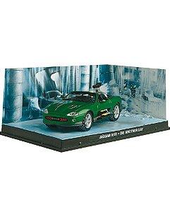 007 Coleção Oficial De Carros James Bond Ed. 06 Jaguar Xkr